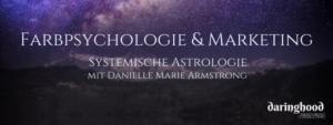 Marketing Farben Farbpsychologie Astrologisch