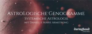 Systemische Genogramm Arbeit Familiensystem astrologisch